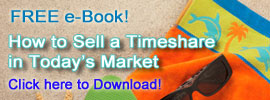 Free E-Book for Timeshare Sellers!